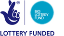 Into the Light, Lottery funding logo